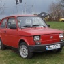 Fiat 126 Happy End ELX