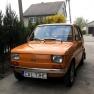 Polski Fiat 126p  600